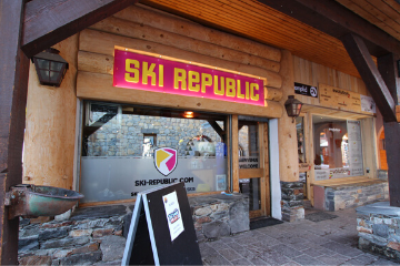 Ski Republic Les Coches