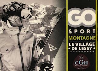 Go Sport Montagne CGH