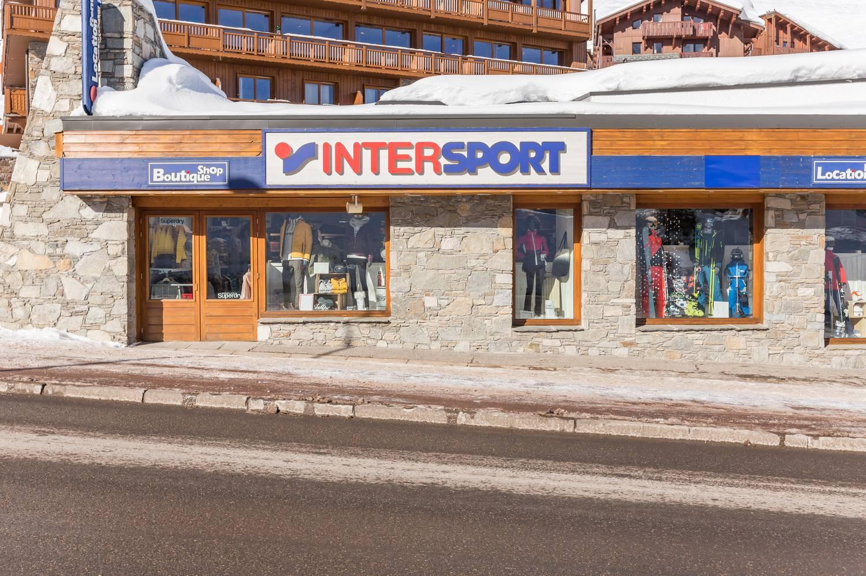 INTERSPORT LE LAC